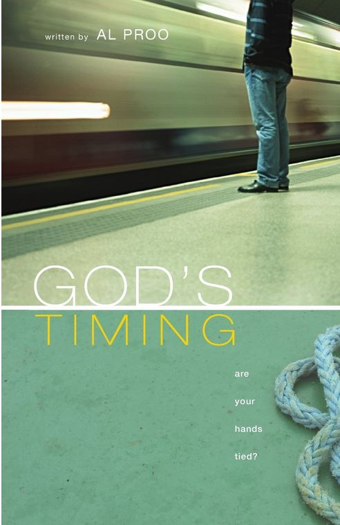 God's Timing Book Picture